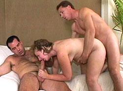 Big Teen Threesome