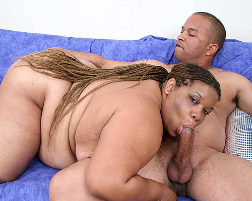 Black Babe Cock Sucking
